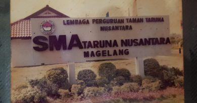 30 Tahun SMA Kami, SMA Penuh Dengan SARA