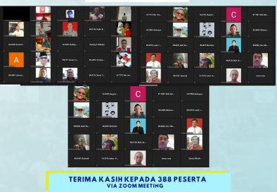 Alumni Taruna Nusantara Sidang Online 15 Jam Untuk Pilih Ketua